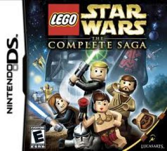 Lego Star Wars The Complete Saga/DS