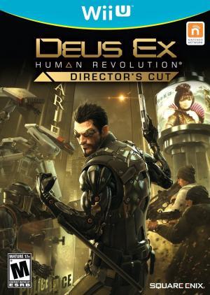 Deus Ex Human revolution Director's Cut/Wii U