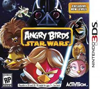 Angry Birds Star Wars/3DS