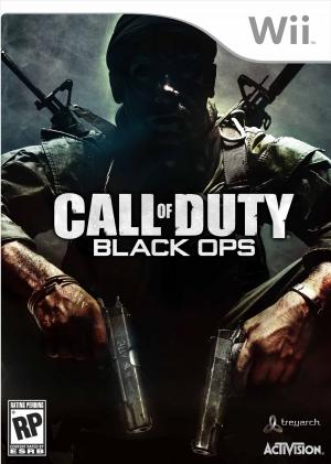 Call Of Duty Black Ops/Wii
