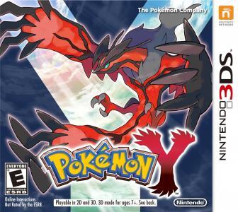 Pokemon Y/3DS