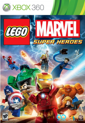 Lego Marvel Super Heroes/Xbox 360