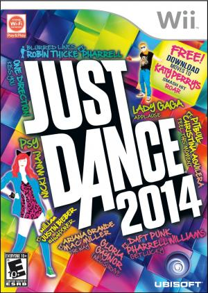 Just Dance 2014/Wii