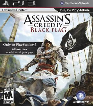 Assassin's Creed IV Black Flag/PS3