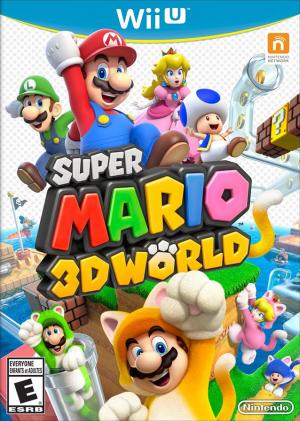Super Mario 3D World/Wii U