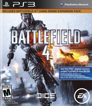 Battlefield 4/PS3