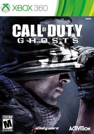 Call Of Duty Ghosts Francais/Xbox 360