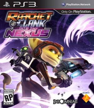 Ratchet And Clank Into The Nexus/PS3