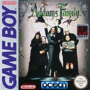 The Addams Family/Game Boy