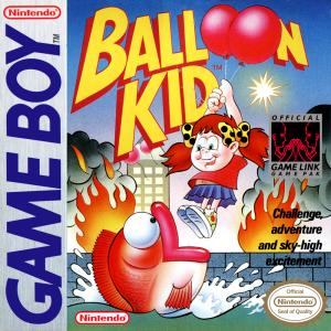 Balloon Kid/Game Boy