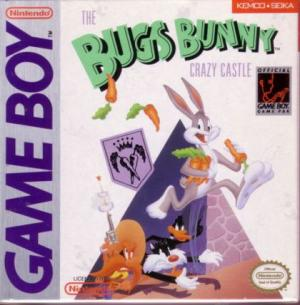 Bugs Bunny Crazy Castle/Game Boy