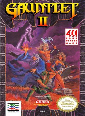 Gauntlet II/NES