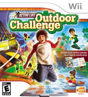 Active Life: Outdoor Challenge SANS TAPIS /Wii