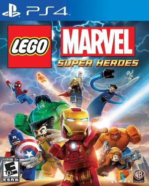 Lego Marvel Super Heroes/PS4