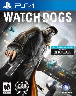 Watch Dogs/PS4