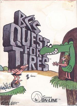 B.C.'s Quest For Tires /Colecovision