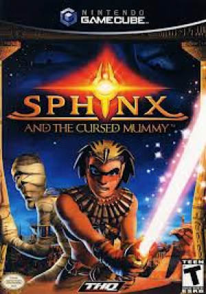 Sphinx And The Cursed Mummy/Game Cube