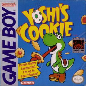 Yoshi's Cookie/Game Boy