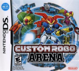 Custom Robo Arena/DS