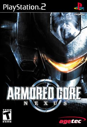 Armored Core Nexus/PS2