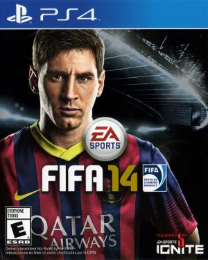 Fifa 14/PS4