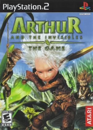 Arthur And The Invisibles/PS2