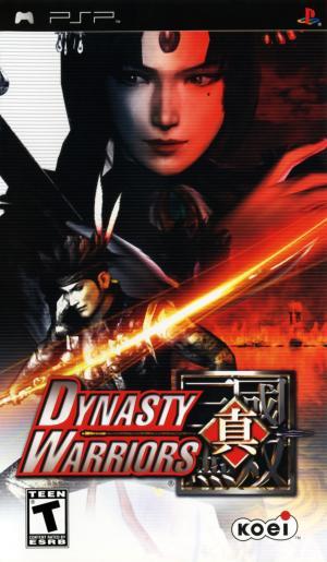 Dynasty Warriors/PSP