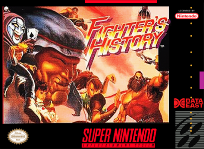 Fighter's History / SNES