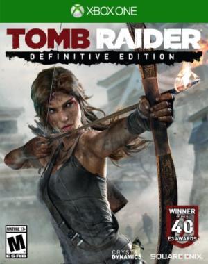 Tomb Raider Definitive Edition/Xbox One