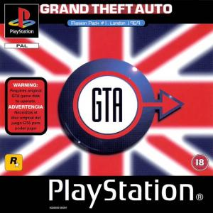Grand Theft Auto Collector's Edition/PS1