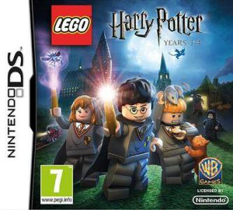 Lego Harry Potter Years 1-4/DS