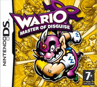 Wario - Master of Disguise