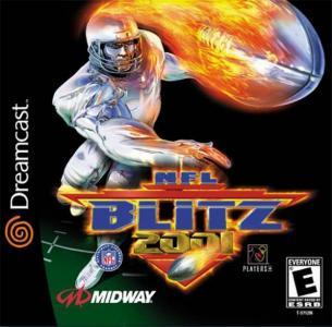NFL Blitz 2001/Dreamcast