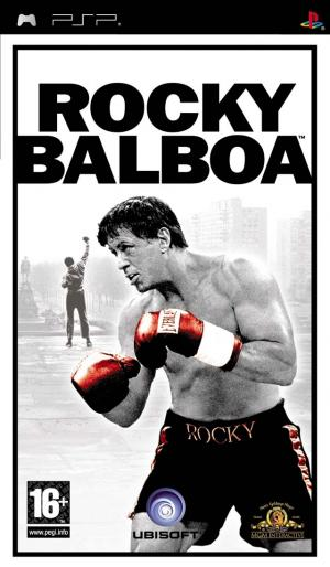 Rocky Balboa/PSP