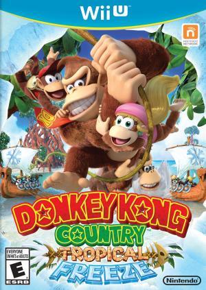 Donkey Kong Country Tropical Freeze/Wii U