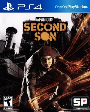 Infamous Second Son/PS4