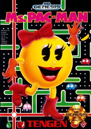 Ms. Pac-Man/Genesis