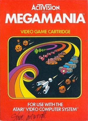 Megamania/Atari 2600