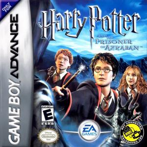Harry Potter And The Prisoner Of Azkaban/GBA