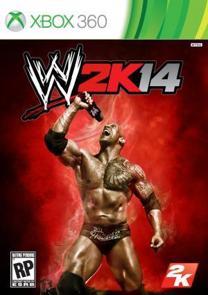 WWE 2K14/Xbox 360