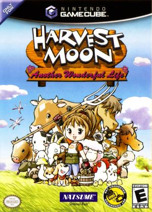 Harvest Moon Another Wonderful Life/Game Cube