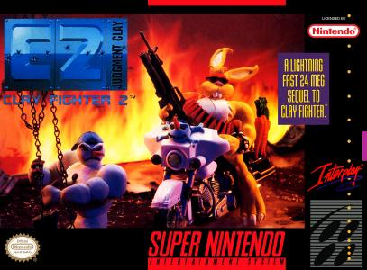 ClayFighter 2 Judgment Clay/SNES