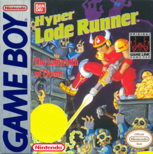 Hyper Lode Runner/Game Boy