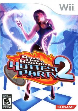 Dance Dance Revolution Hottest Party 2 AVEC tapis/Wii