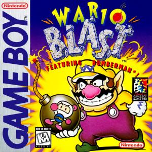 Wario Blast/Game Boy