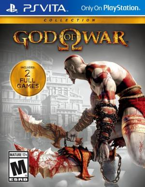 God Of War Collection/PS Vita