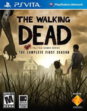 The Walking Dead The Complete First Season/PS Vita