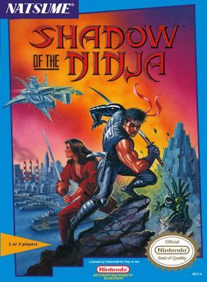 Shadow Of The Ninja/NES