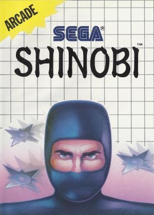 Shinobi/Sega Master