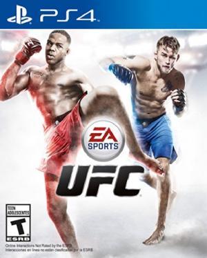 EA Sports UFC/PS4